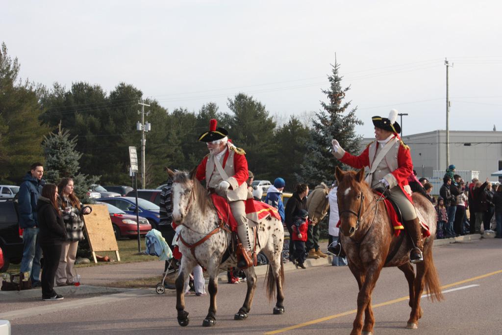Petawawa Christmas Parade (1)