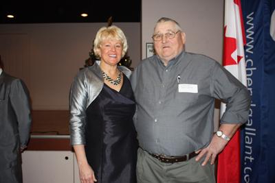 Stan Pecoskie @ New Year's Levee