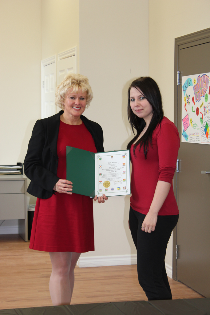 Renfrew Youth Skills Link Grads (10)