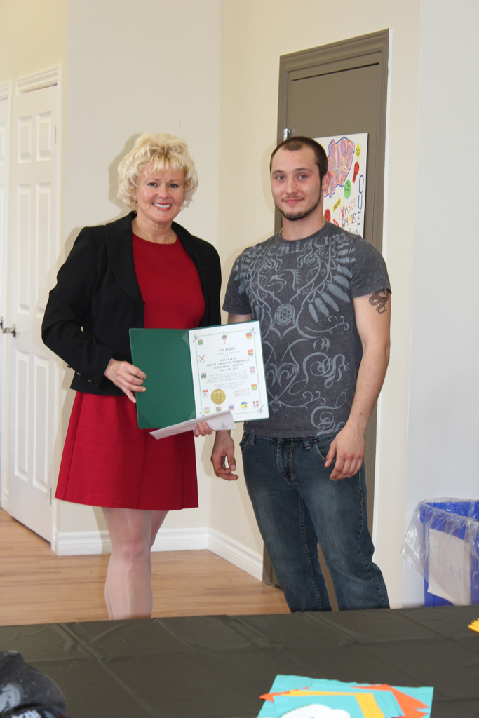 Renfrew Youth Skills Link Grads (3)
