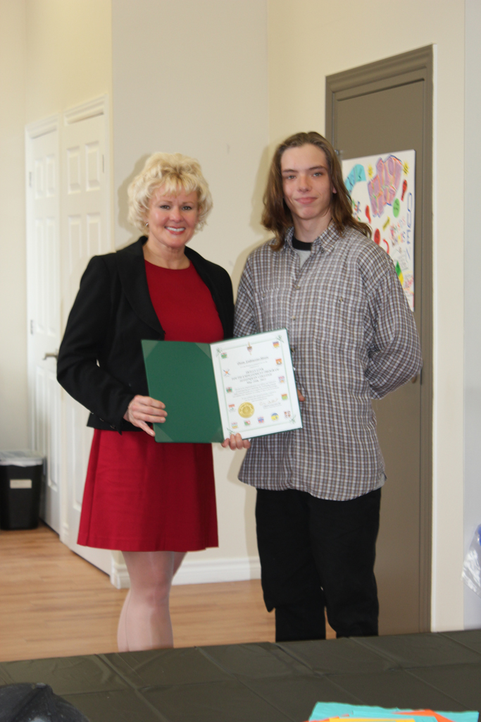 Renfrew Youth Skills Link Grads (4)