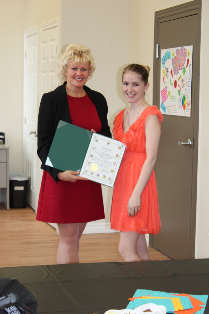 Renfrew Youth Skills Link Grads (5)