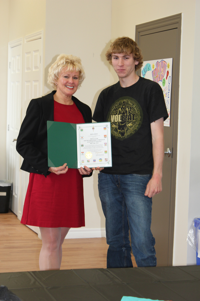 Renfrew Youth Skills Link Grads (8)