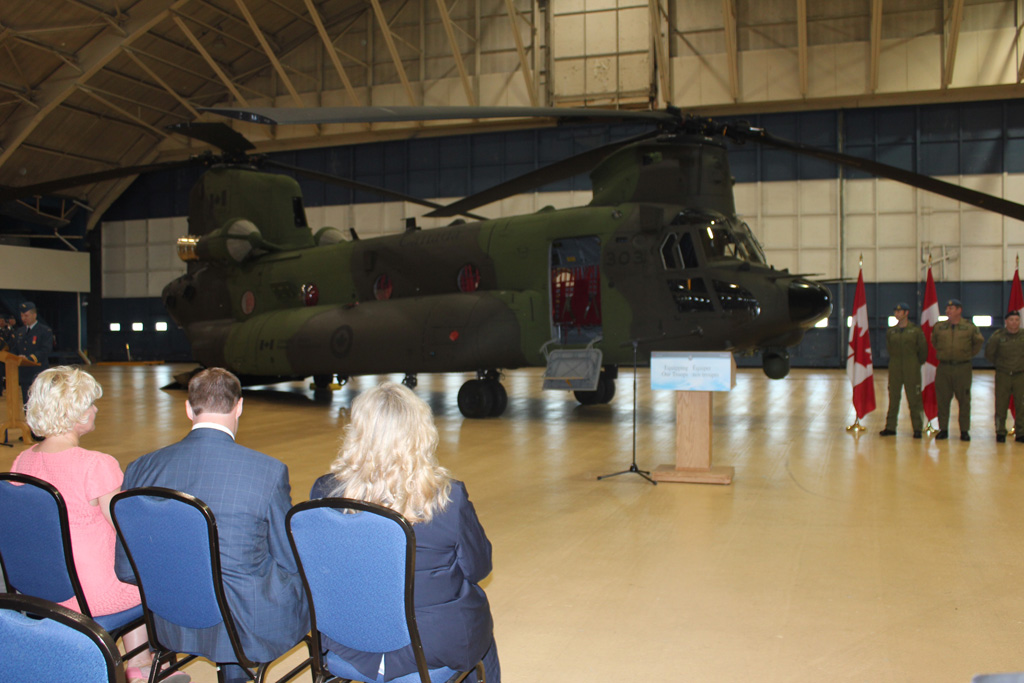450 Tactical Helicopter Squadron New Helicopters first flight (1)