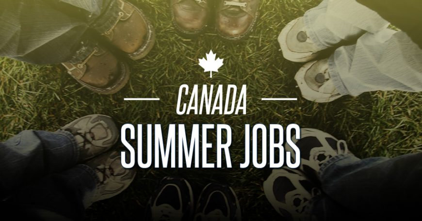Canada Summer Jobs Featured