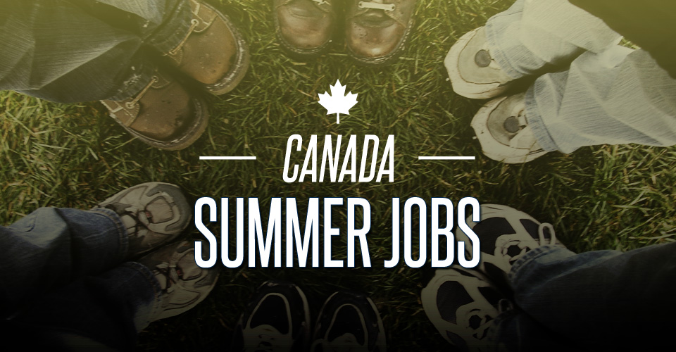 Canada Summer Jobs Featured