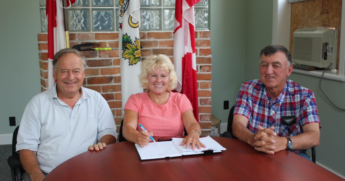 July 23rd MP Gallant Announces Rural and Remote Broadband Funding