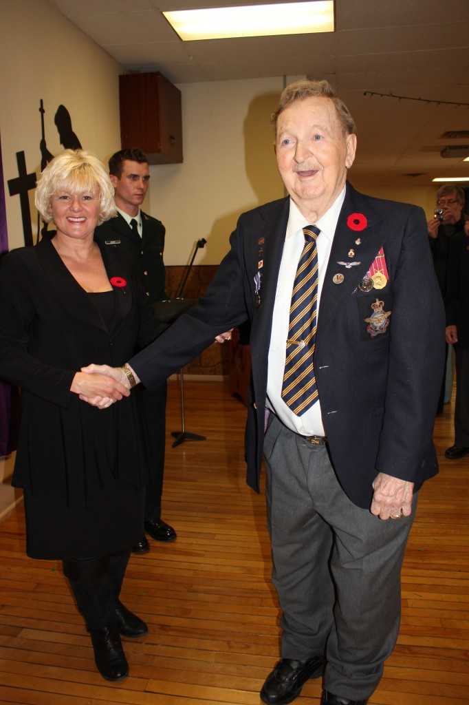 Daniel Swant WWII veteran