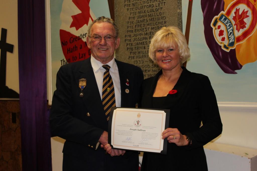 Joe Sullivan WWII veteran