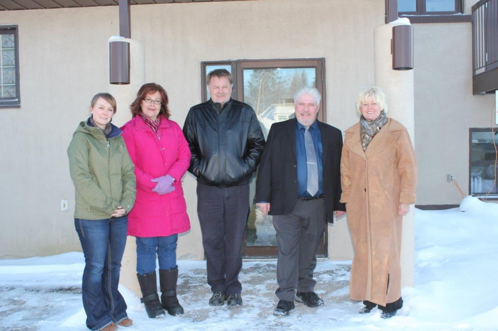 February 20 - Gallant Announces New Accessibility Funding in Whitewater Region