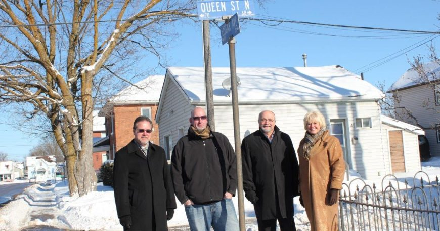 February 20 - MP Gallant Delivers Gas Tax Funding for Town of Renfrew