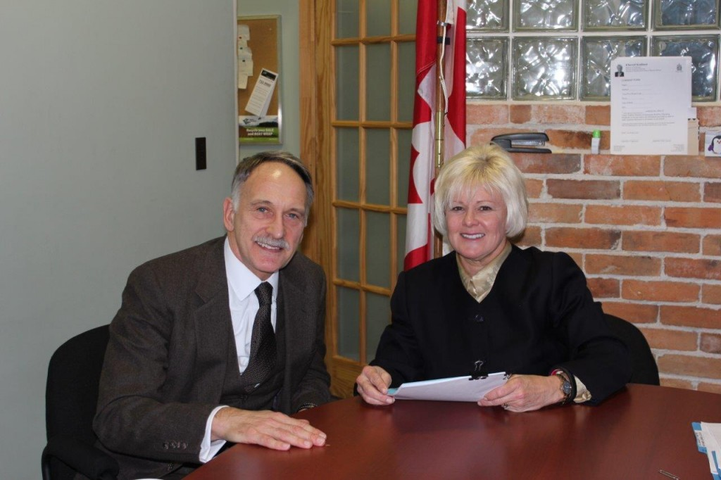 January 14th, 2016 - MP Cheryl Gallant Joins CNL President Mark Lesinski for Update