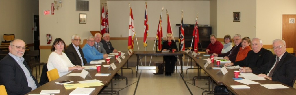 January 26th, 2016 - MP Gallant Hosts Mayors for Federal Budget Consultation