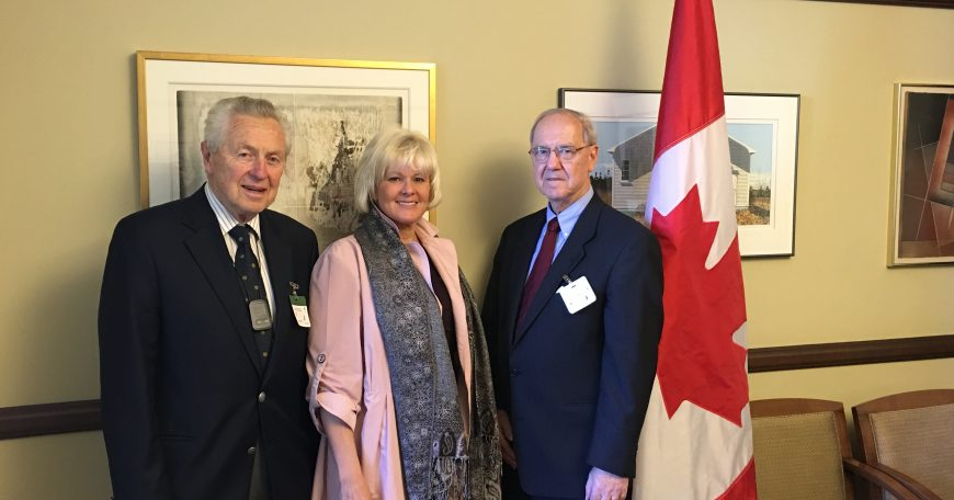 MP Cheryl Gallant Hosts Environmental Presentation