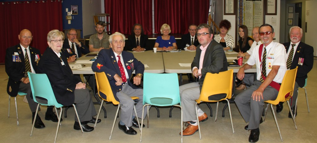 NEWS RELEASE MP GALLANT HOSTS DEFENCE POLICY MEETING July 16 2016