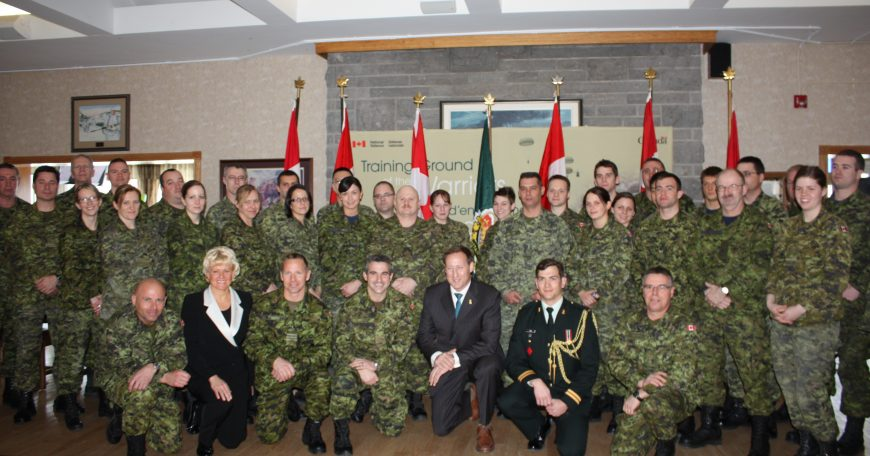 NEWS RELEASE  MP Gallant Speaks Out Against Unnecessarily Risking Soldier's Lives Aug 2016.jpeg