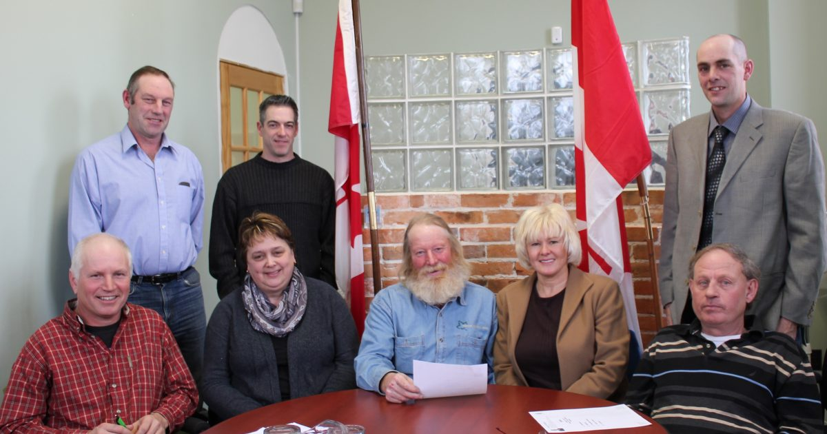 NEWS RELEASE MP Gallant Hosts Agricultural Meeting Jan 2017.jpeg