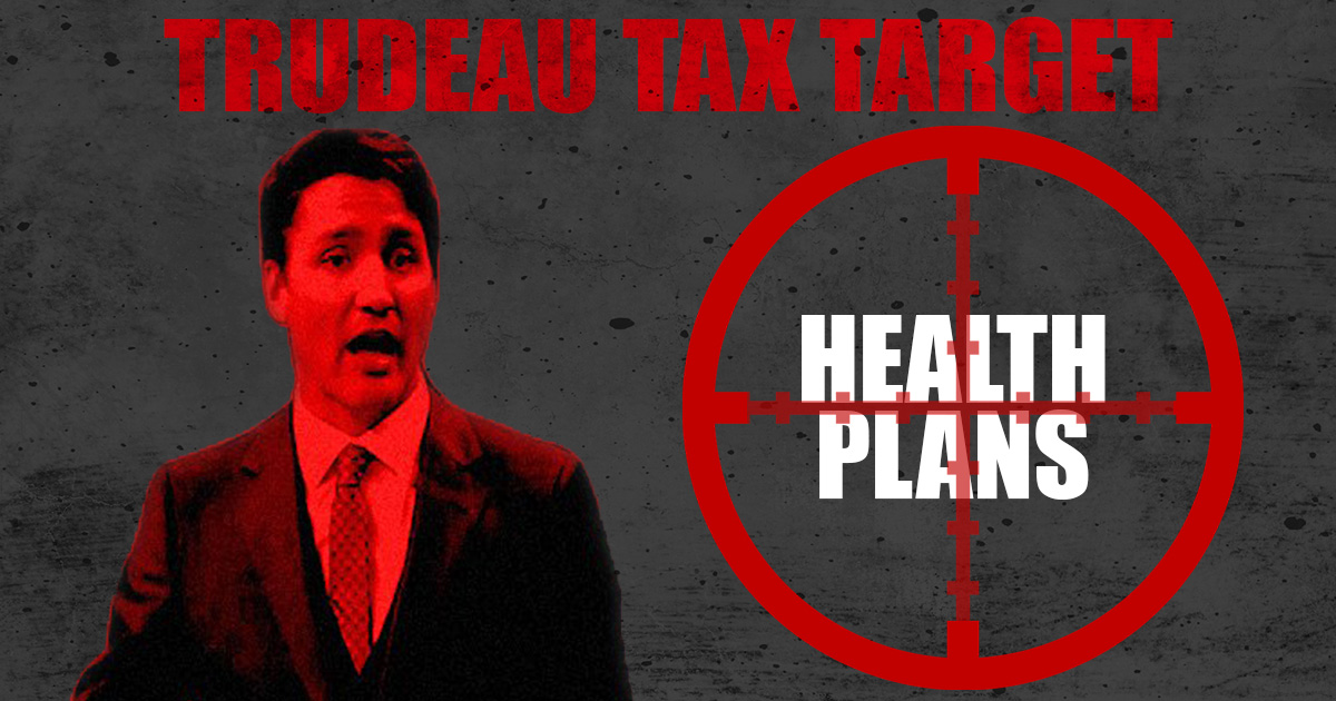 Trudeau-Tax-Targets-health-Plan