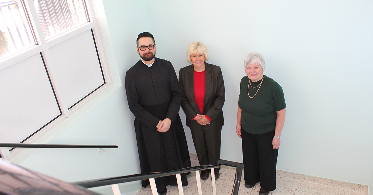 NEWS-RELEASE-MP-Gallant-Brings-Accessibility-Funding-to-Our-Lady-of-Fatima-Parish-in-Renfrew-1200