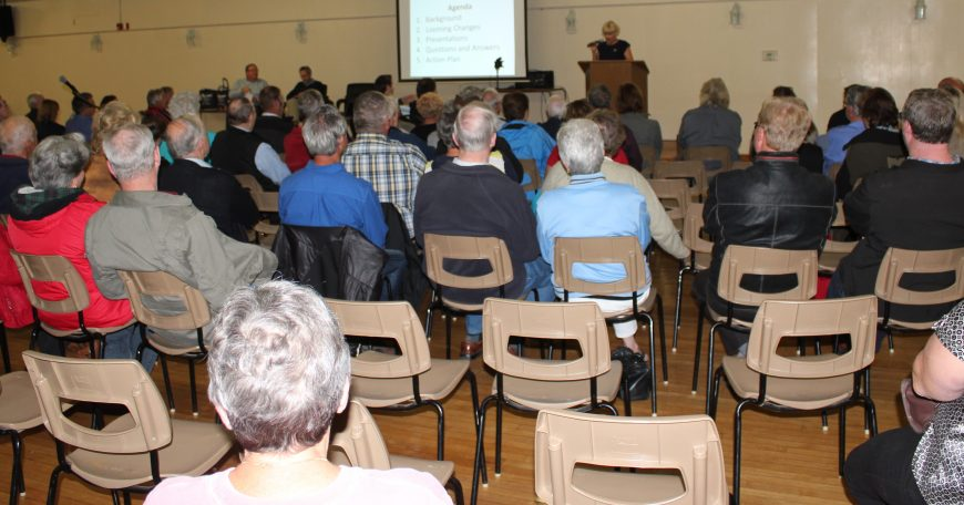 NEWS RELEASE Tax Town Hall Draws Large Crowd Sept 29 2017