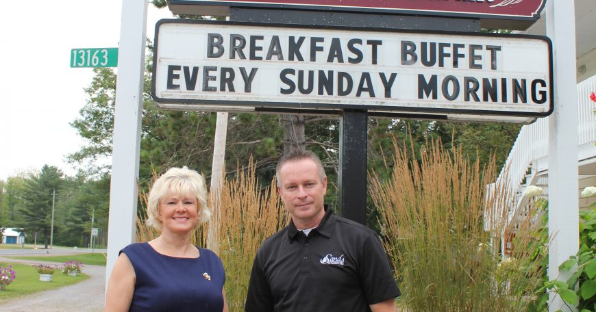 NEWS RELEASE Local Small Business bringing a new level to their hospitality