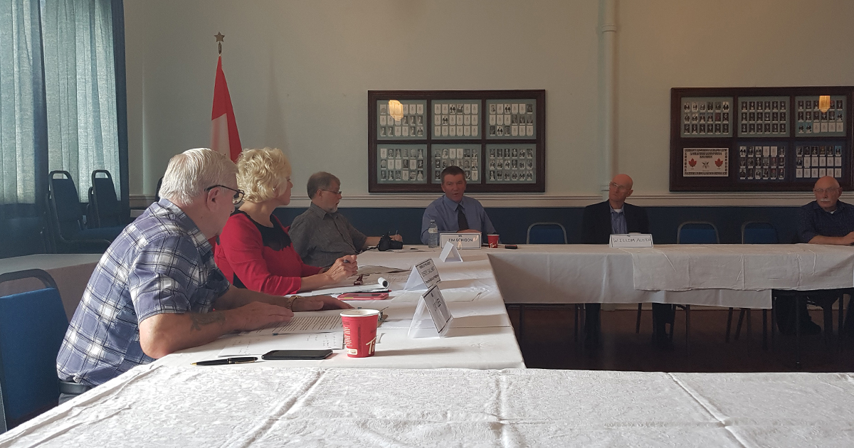 NEWS RELEASE MP Cheryl Gallant Hosts Roundtable on Cannabis Legalization - 1200