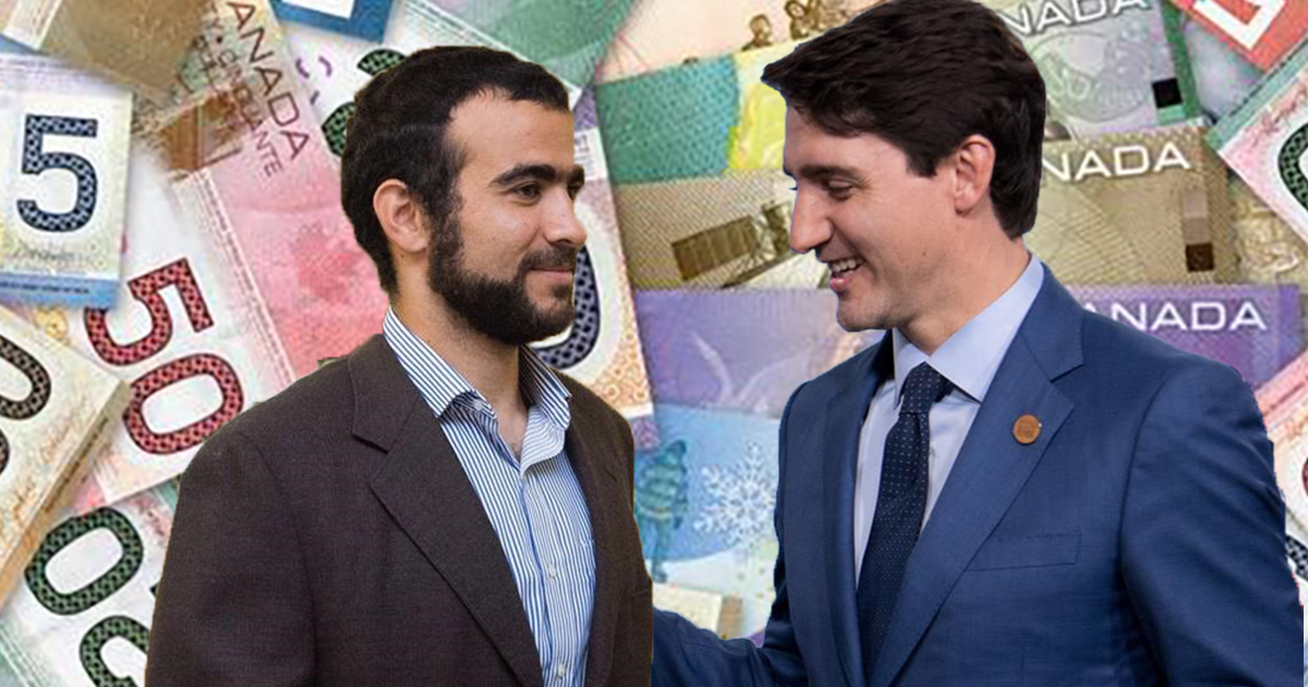 Stop Trudeau From Taking Money From Veterans and Giving It To Terrorists