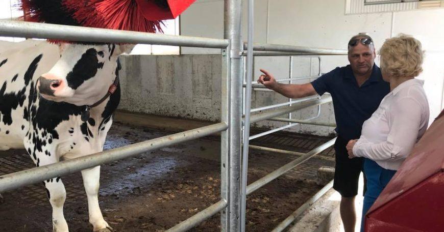 Robert Regier, Zola Farms, July 25