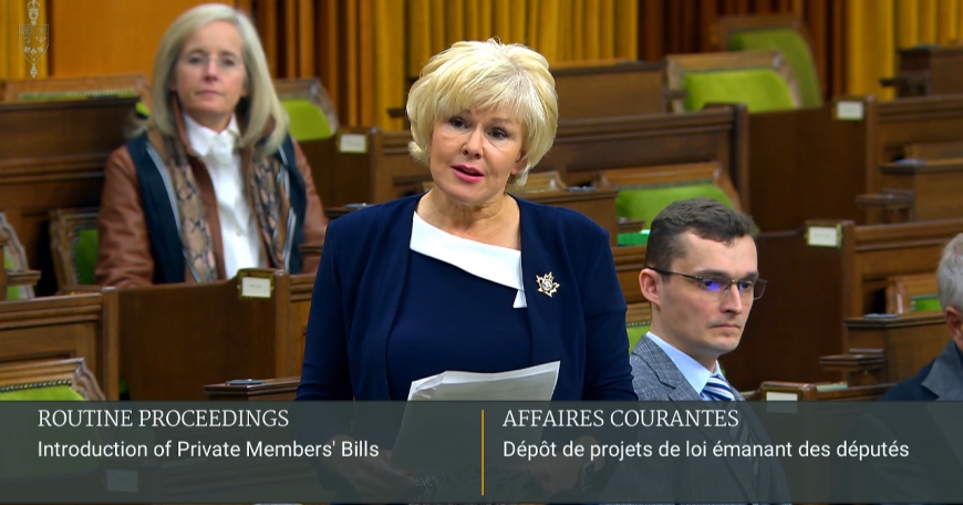 cheryl gallant bill c-222