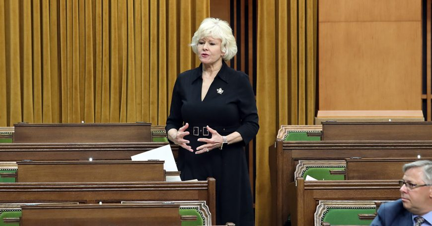 Question Period / Période des questions  19 April   Ottawa, ONTARIO, on 19 April, 2021.   © HOC-CDC  Credit: Christian Diotte, House of Commons Photo Services